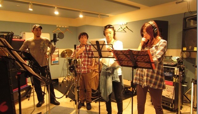 Dream Family ★CD Recording★
