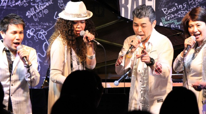 Dream Family&江崎愛 LIVE in KYOTO無事終了!