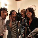 和歌山 YUZOのスタジオにて録音♪