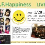 D.F.Happiness LIVE